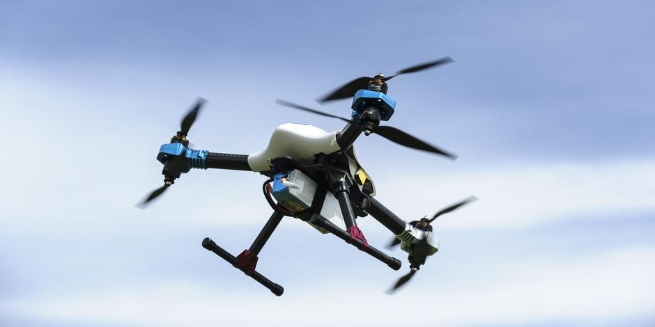Dans la presse : ALX Systems, start-up liégeoise, lève 1 million d'euros pour rendre les drones autonomes