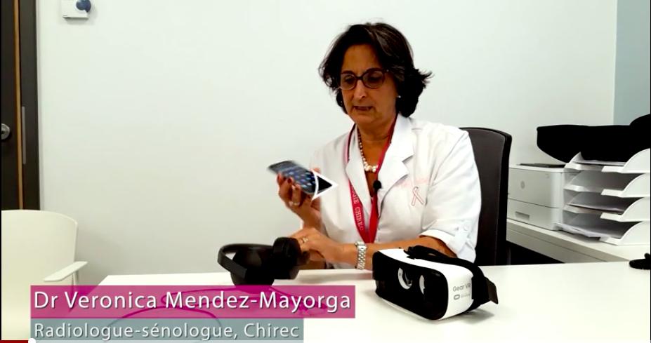 Dans la presse : L'hypnose en réalité virtuelle: le futur de la médecine se dessine déjà au Chirec ?