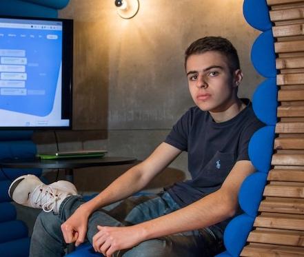Dans la presse : Mathis André dévoile la version 2.0 de Faqbot
